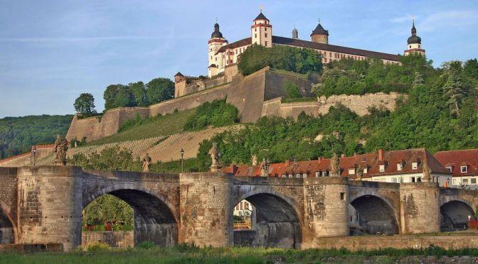 Walking Tour: Würzburg – Southern Germany (4K)