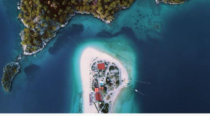 Views: Mediterranean Coast Of Turkey (4K)