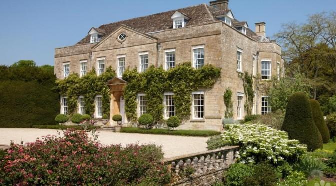 Architecture: Cornwell Manor, Oxfordshire, UK