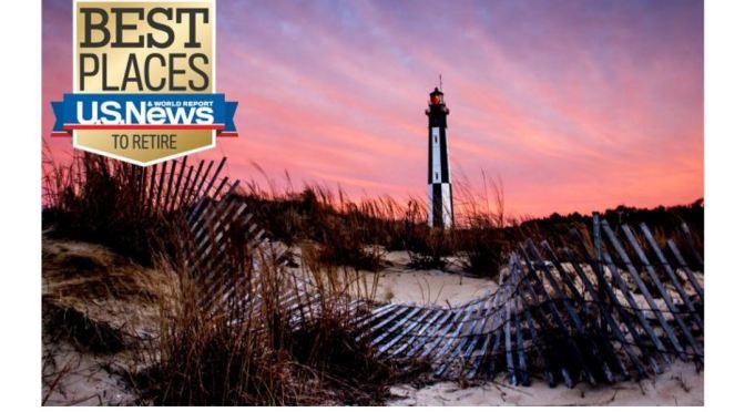 U.S. Rankings: Best Places To Retire In 2022 – U.S. News