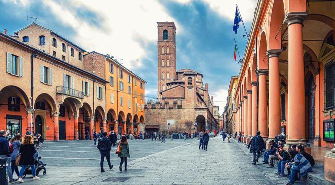 Travel & Architecture: Bologna – The City Of Porticoes & Arcades