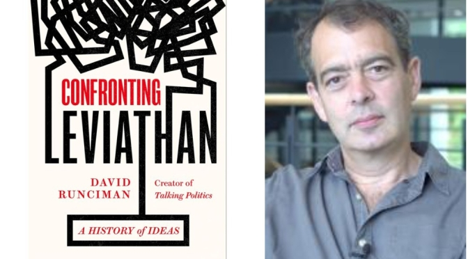 Top Podcast Interviews: 'Confronting Leviathan' Author David Runciman
