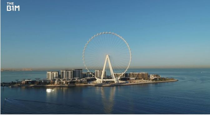 Views: World's Tallest Observation Wheel (Dubai)