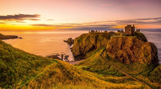 Scotland On Film: Misty Glens & Dramatic Castles