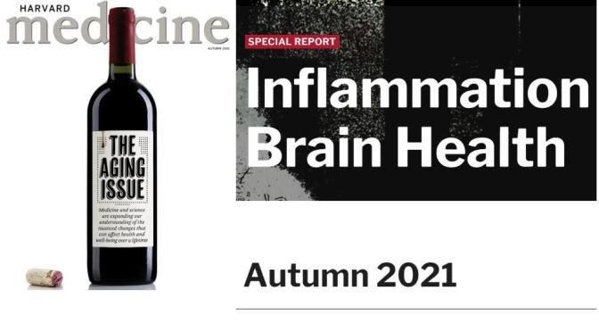 Front Covers: 'Harvard Medicine' – Autumn 2021
