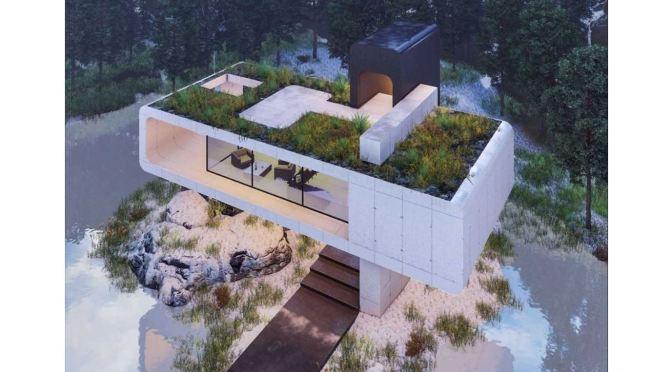 Modular Home Design: 'Dream Space' In Kurdistan