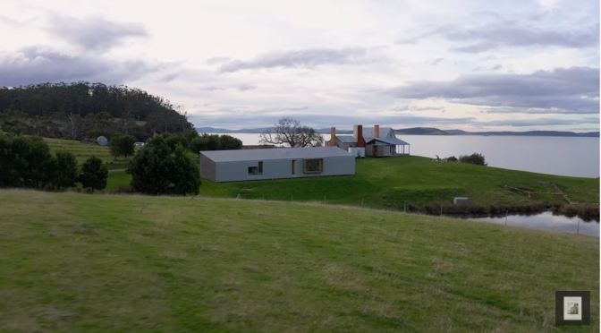 Tours: 'Captain Kelly's Cottage' On Bruny Island in Southern Tasmania