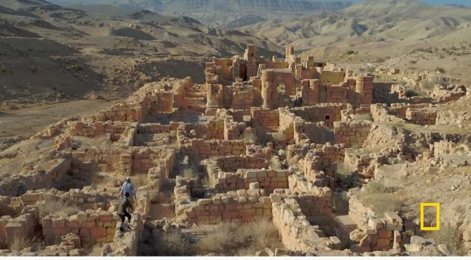 Archaeology: Lost Cities Of The Nabateans, Jordan (National Geographic)