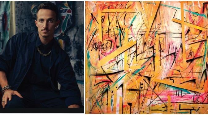 Top New Artists: Boston-Based Roboticist, Painter And Designer Joe Taveras