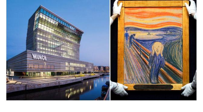 Views: Munch Museum Opens In Oslo, Norway