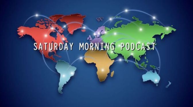 Saturday Morning: News And Stories From London