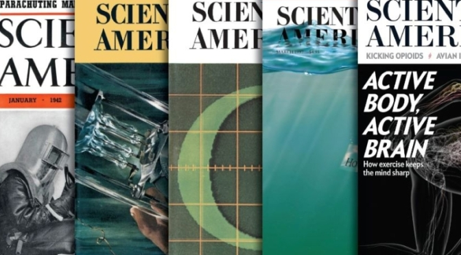 Cover Previews: Scientific American – November 2021