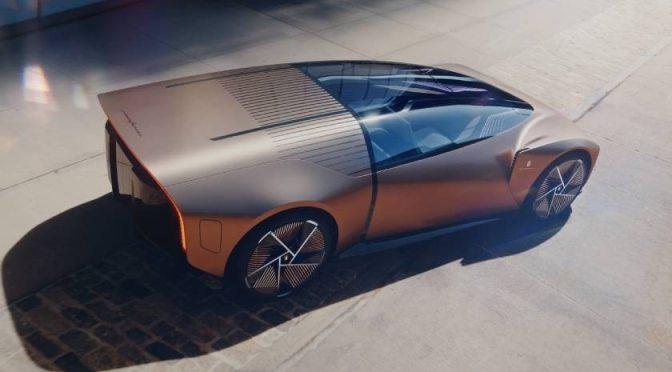 Design: 'Teorema' Concept Car By Pininfarina (2021)