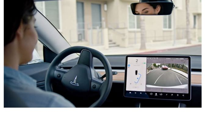 Review: Tesla To Release Full Self-Driving Upgrade