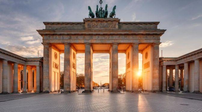 History Of Berlin: The Brandenburg Gate (1790)