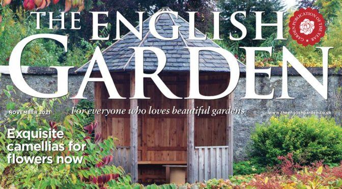 Front Covers: The English Garden – November 2021