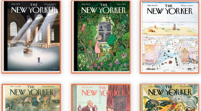 Front Cover Views: The New Yorker – November 1