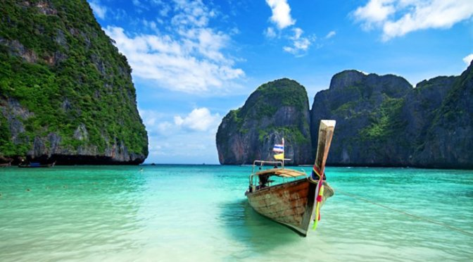 Views: Phuket Island Saw Tourism Drop 80% In 2020