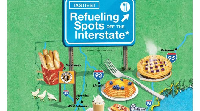 Reviews: Top New England Road Trip Foodie Places