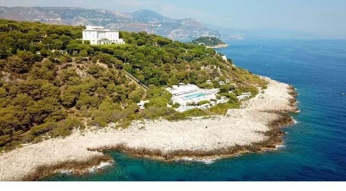 Tours: Grand-Hôtel du Cap-Ferrat, French Riviera