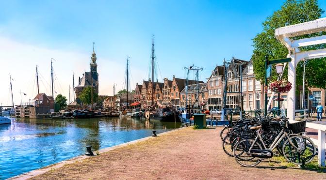 Travel Views: Hoorn In Northern Netherlands