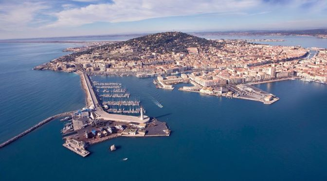 Travel Tours: Sète In Occitainie, South France
