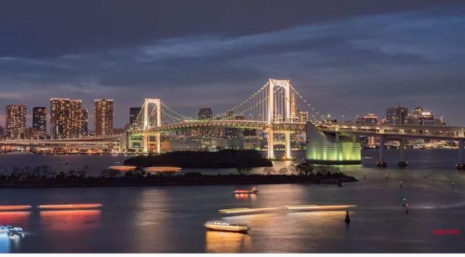 Travel Views: Tokyo – Capital Of Japan (4K)