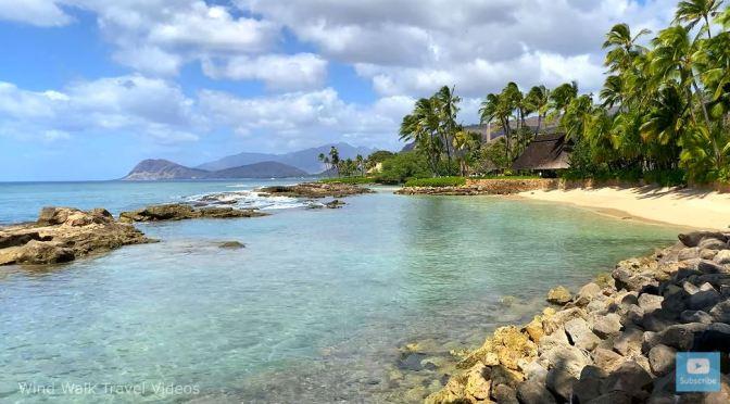 Tropical Walks: Ko Olina Lagoons, Oahu, Hawaii (4K)