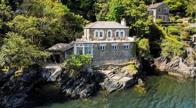 English Homes: Rosebank On River Dart, Dartmouth